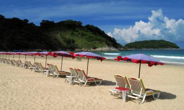Resorts in Nai Harn Beach