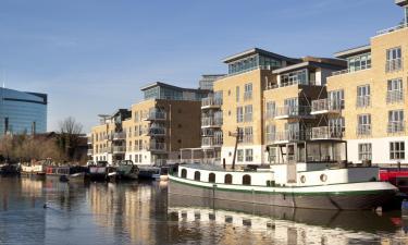 Apartments in Brentford