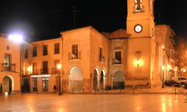 Hotels with Parking in Yecla