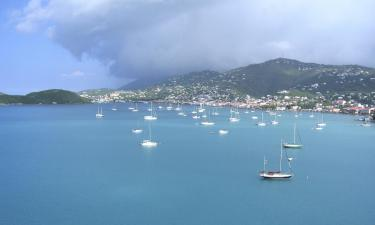 Hotels with Parking in Charlotte Amalie