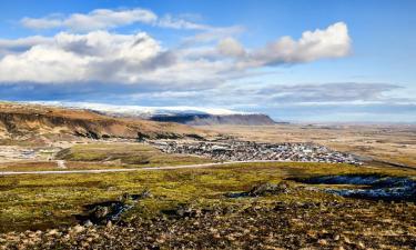 Vacation Homes in Hveragerði