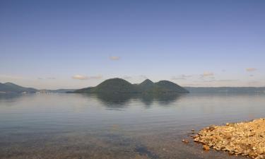 Properties with Onsen in Lake Toya