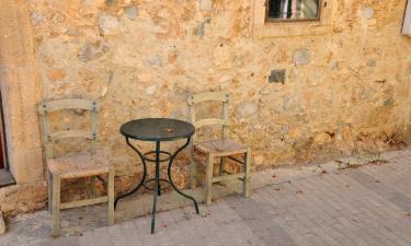 Бюджетные отели в городе Кардица