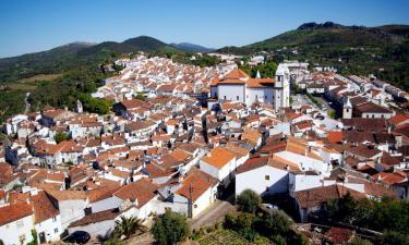 Vacation Homes in Castelo de Vide