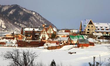 Hotels in Listvyanka