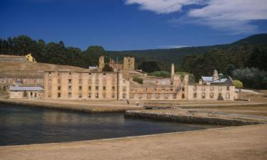 Self-Catering Accommodations in Port Arthur