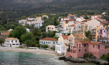 Hotels in Asos