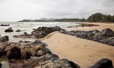 Beach Hotels in Patnem