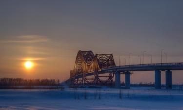 Апартаменты/квартиры в Ханты-Мансийске