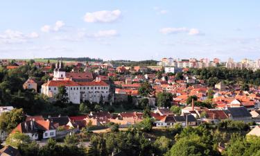 Hôtels à Třebíč