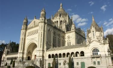 Hotels in Lisieux
