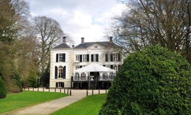 Hotels with Parking in Ommen