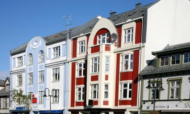 Kjæledyrvennlige hoteller i Harstad