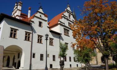Guest Houses in Levoča