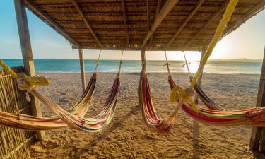 Beach Hotels in Cabo de la Vela