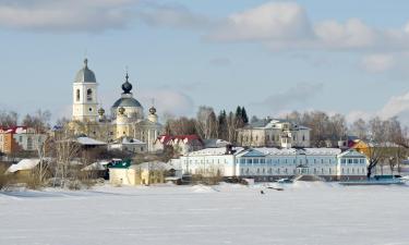 Гостевые дома в Мышкине