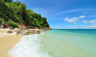 Beach Hotels in Rayong