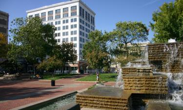 Hotels with Jacuzzis in Springfield