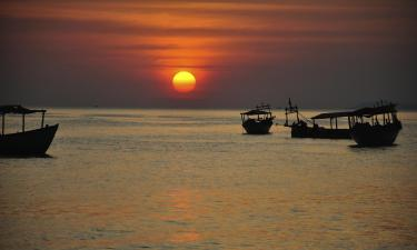 Hotels in Koh Rong Island