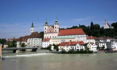 Hotels in Steyr