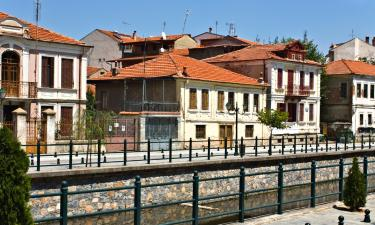 Budget hotels in Florina