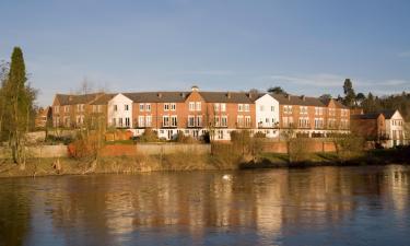 Pet-Friendly Hotels in Bewdley