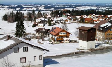 Apartments in Sulzberg