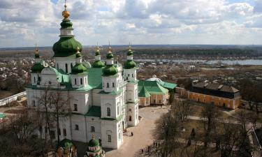 Hotels in Chernihiv