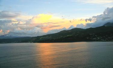 Hoteles en Marigot
