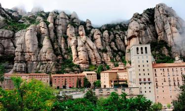 Hoteles económicos en Montserrat