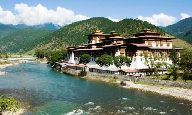 Hotels with Parking in Paro