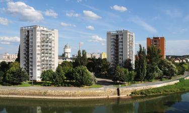 Ferienwohnungen in Břeclav