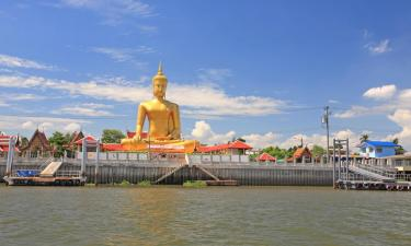 Vacation Rentals in Thung Si Kan