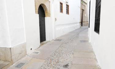Hoteles adaptados en Palma del Río