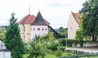 Гостевые дома в городе Нове-Гради
