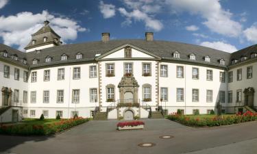 Wellnesshotels in Schmallenberg