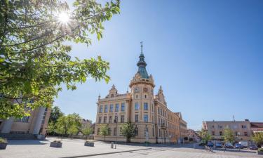 Hotels mit Parkplatz in Hronov