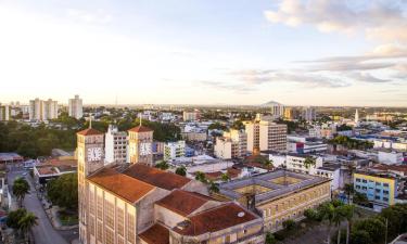 Hostels in Cuiabá