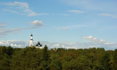 Отели в Зеленогорске