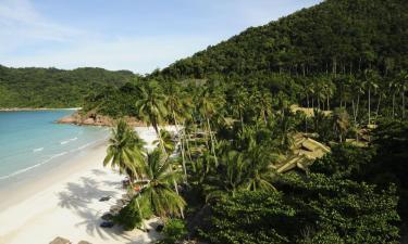 Resorts in Redang Island