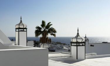 Villas in Tías