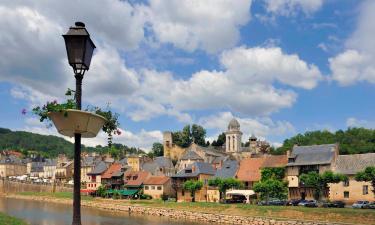 Hôtels à Montignac