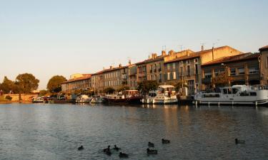 Appartements à Castelnaudary