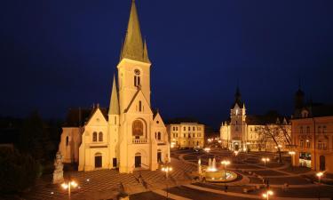 Haustierfreundliche Hotels in Kaposvár