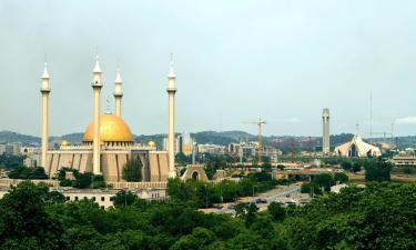 Íbúðahótel í Abuja
