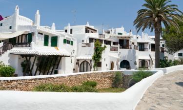 Villas en Binibeca
