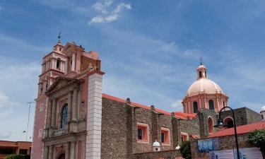 Hoteles que admiten mascotas en Tequisquiapan
