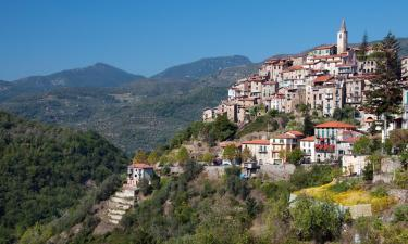 Apartments in Apricale