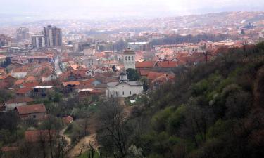 Hotels in Vranje