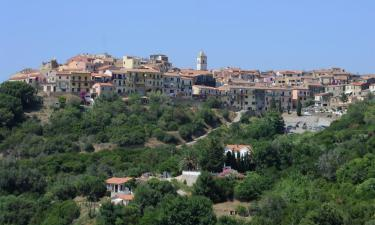 Serviced apartments in Capoliveri